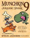 Board Game: Munchkin 9: Jurassic Snark
