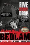 RPG Item: Streets of Bedlam: Five-Story Drop