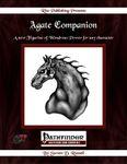 RPG Item: Agate Companion