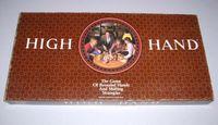 Board Game: High Hand