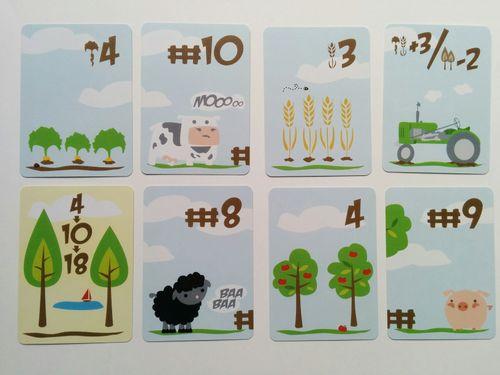 Board Game: Pleasant Prospect Farm
