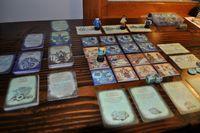 Board Game: The Restoration of Ilkannon