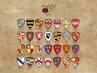 My heraldry work for the game
