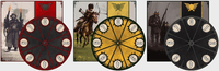 Board Game Accessory: Scythe: Promo Pack #5 – Original Faction Power Dials