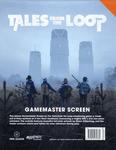 RPG Item: Tales from the Loop Gamemaster Screen