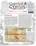 RPG Item: Convicts & Cthulhu: Ticket of Leave #02: Tricolour Terror
