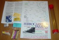 Board Game: Ferrocarriles Pampas