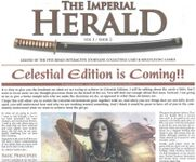 Issue: The Imperial Herald (Volume 3, Issue 2 - Apr 2009)
