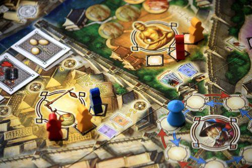 Board Game: Yedo