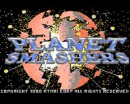 Video Game: Planet Smashers