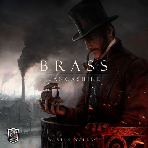 Board Game: Brass: Lancashire