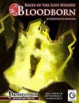 RPG Item: Races of the Lost Spheres: Bloodborn