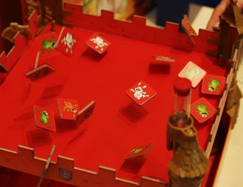 Board Game: Simsala Hopp