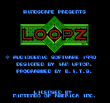 Video Game: Loopz