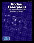 RPG Item: Modern Floorplans: An Average Garage and Gas Station