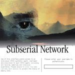Video Game: Subserial Network