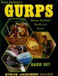 RPG Item: GURPS Basic Set (Second Edition)