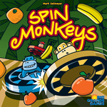 Board Game: Spin Monkeys