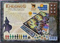 Board Game: Khronos