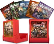 Board Game Accessory: Zombicide: Folding Dice Tower