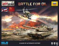 Board Game: Hot War: Battle for Oil