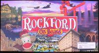 Board Game: Rockford On Board