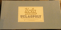 Board Game: UCLAopoly