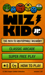 Video Game: Wiz Kid Jr.