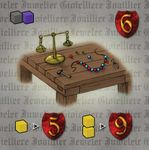 Board Game: Caylus Expansion: The Jeweller