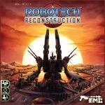 Board Game: Robotech: Reconstruction