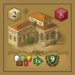 Board Game: Cuba: Hazienda