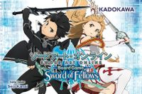 Board Game: Sword Art Online Board Game: Sword of Fellows