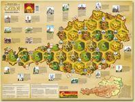 Board Game: Catan Geographies: Austria
