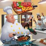 Board Game: Kitchen Rush