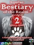 RPG Item: Aquilae: Bestiary of the Realm Abridged 2 (PF1)