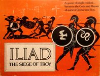 Board Game: Iliad: The Siege of Troy