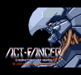 Video Game: Act-Fancer: Cybernetick Hyper Weapon
