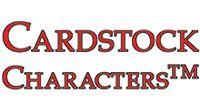 Series: Cardstock Characters