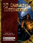 RPG Item: 30 Character Motivations
