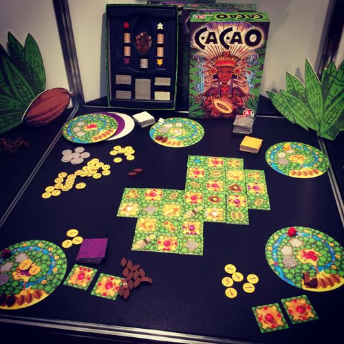 Board Game: Cacao