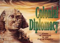 Board Game: Colonial Diplomacy