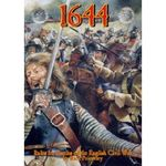 Board Game: 1644: Rules For Battles Of The English Civil War (Second Edition)