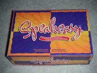 Board Game: Speakeasy