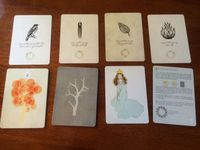Board Game: The Maiden in the Forest