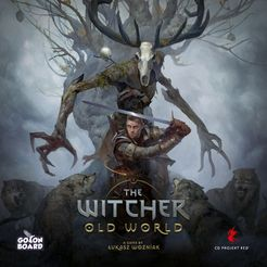 The Witcher: Old World Cover Artwork