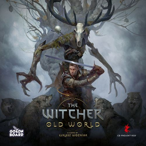 Board Game: The Witcher: Old World