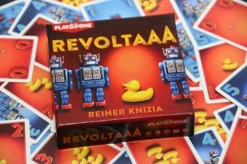 Board Game: RevoltaaA