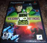 Video Game: Ben 10 Alien Force: Vilgax Attacks
