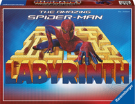 Board Game: The Amazing Spider-Man Labyrinth