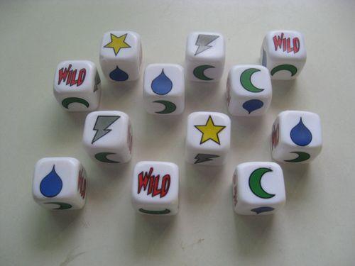Board Game: Wildside